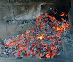 Hot Coals by archistock