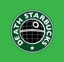 Death Starbucks by mattcantdraw