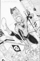 Spider-Man 2012 by shinlyle