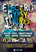 Electro Gypsy Tour 2010 by psychodiagnostic