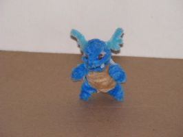 Wartortle by fuzzyfigureguy