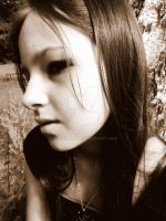 Whispers Of Never - Sepia by Wilhelmine