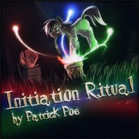 pp - Initiation ritual cover by zebrapoe