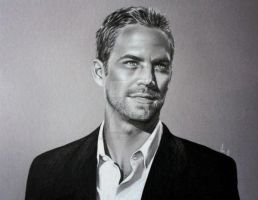 Paul Walker by PassionDraw