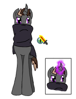 Ponify: Rythian by FabledHeights