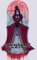 alice - queen of hearts by anephilimrising
