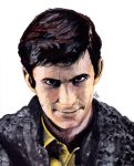 Anthony Perkins - Norman Bates - Psycho by smjblessing