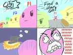 Kirby's air ride by Koma404