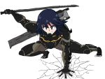 Ryuko the Reaper by tekkenrocker