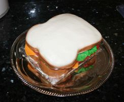 Sandwich Cake by Jenileigh