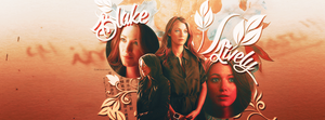 Blake Lively by ContagiousGraphic