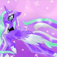 Silverlight my OC *MOUSE* by vanilla-button