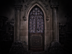 the crypt by Gothicmama
