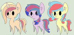 Pony Adopts (OPEN) by FlamingTorrey
