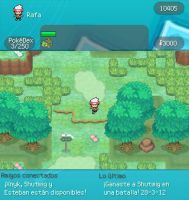 Route 101 Ingame ~ Pokemon RAZA by LTSeraa