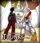The Future of Trunks Vol. IX Cover by Rider4Z