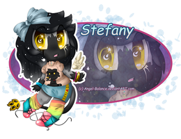 .:Stefany:. by Angel-Balance
