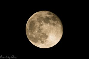 Super Moon June 23, 2013 by PennyHorrible