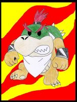Bowser Jr. by Cosmic--Chaos