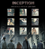 Inception Avatar Pack by JoeyDuis
