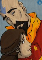 Tenzin and Pema by Chouly-only