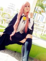 Louise the Zero Cosplay - Zero no Tsukaima by TheSweetAmy