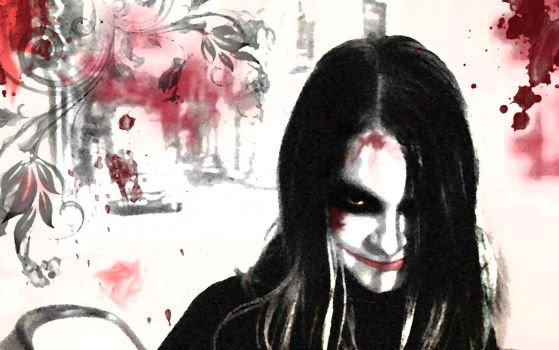 Why so serious? Well, because. by PantyColour