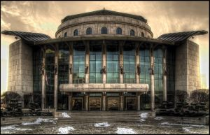 National Theatre by gabor0928