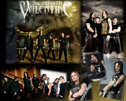 Bullet for my valentine by krassswr