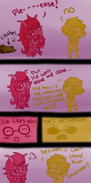 Let's Cheer Up Eridan by IndecisiveDork