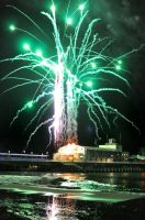 Bournemouth fireworks by Lianne-Issa