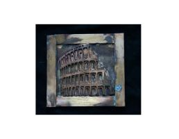 Colosseum in Metal by biancaneve81