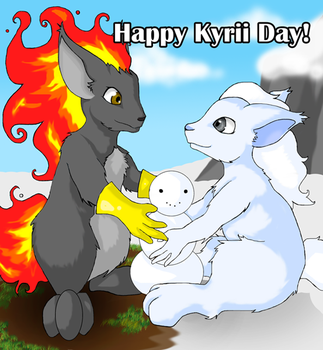 Happy Kyrii Day! by thepartymartyr