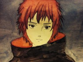 Sasori by The-Banshee-Queen