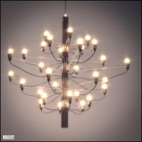 ceiling lamp by Mind-Rust