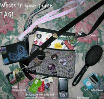 Whats in your purse? by EzzyGezzy