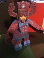 Galactus by Allhallowseve31