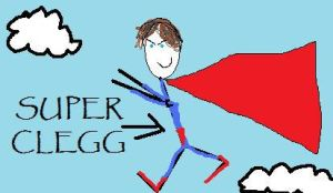 Super Clegg? by fizzybuff