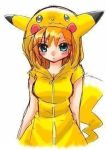 Pika Girl by Hanabisugar90