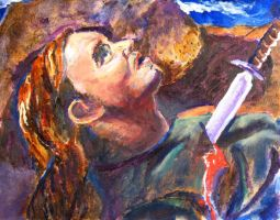 AP Drawing Concentration 12 by Meloncov