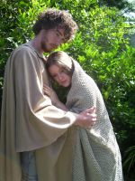 Mary and Joseph 11 by SophStock