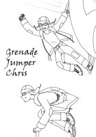 Grenade Jumper Chris by Seraph5