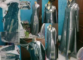 How to make Thranduil costume part 1 by seawaterwitch