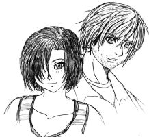 Henry and Eileen by ViperXtreme