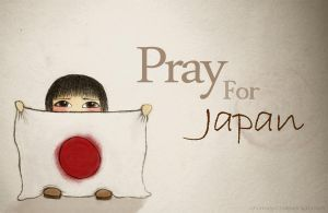 Pray for Japan by charmay13