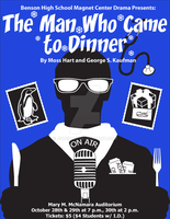 The Man Who Came to Dinner by Joker929
