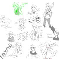 Sketchdump again. by AskArthur