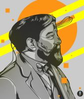 ClaudeDebussy by XRapidusX