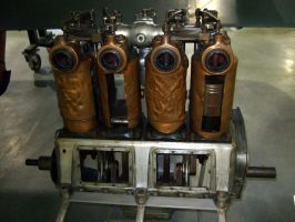 humber engine raf hendon by Sceptre63