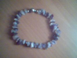Close Up Of The Bracelet by iiDria